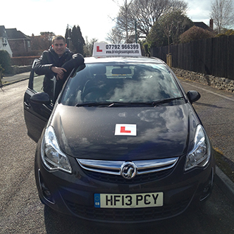 Leo Cabeliera, driving instructor based in Poole and Bournemouth